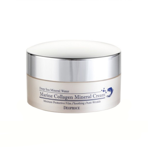 DEOPROCE Marine Collagen Mineral Cream 100 g