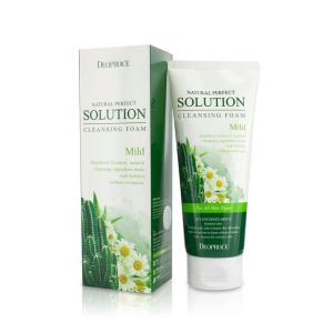 DEOPROCE Natural Perfect Cleansing Foam