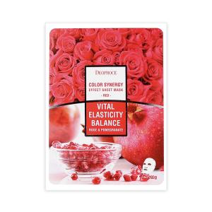 DEOPROCE Rose & Pomegranate Mask 20 g