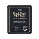 Petitfee Black Pearl & Gold Hydrogel Face Mask 32g