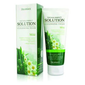 DEOPROCE Natural Perfect Cleansing Foam 170 ml