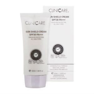 CLINICCARE Sun Shield Cream SPF30 PA+++50 ml