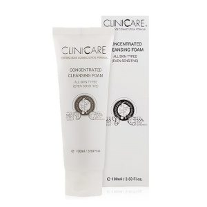 CLINICCARE Concentrated Cleansing foam